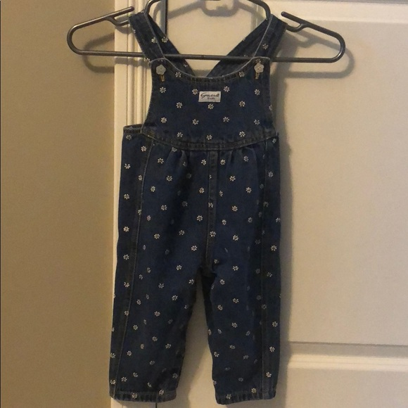 ce4d13336cf Guess Other - Toddler Girls Guess Jeans Overalls